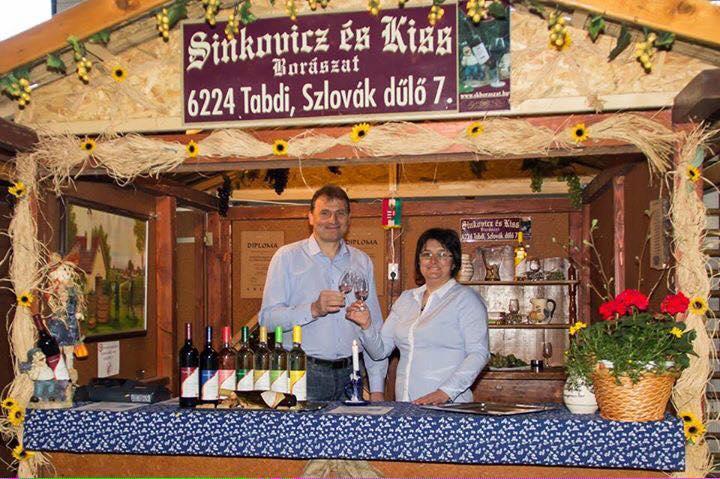 Sinkovicz és Kiss borászat - Tabdi
